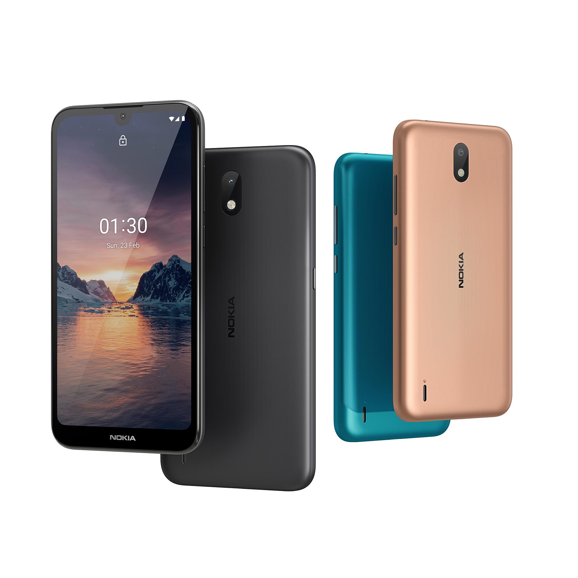Yeni 5G'li Nokia 8.3