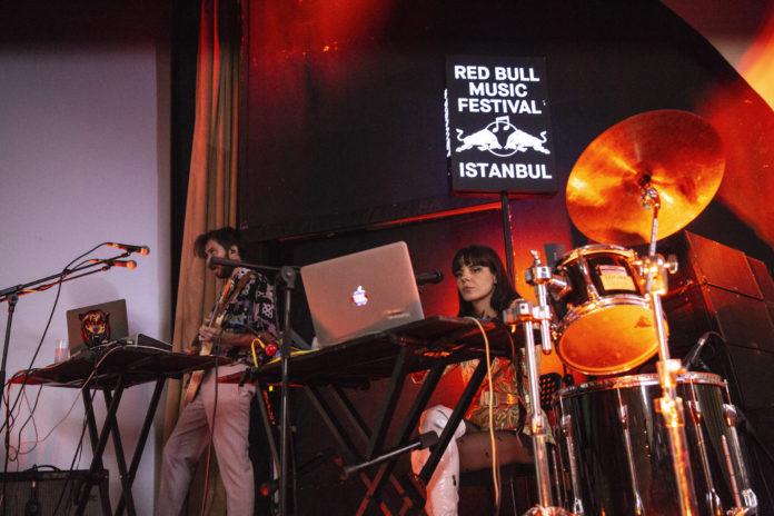 Red Bull Sunar: Evde Çal konserlerinin gelecek konuğu Kalben olacak