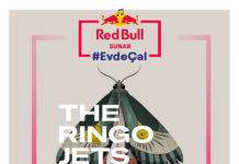 Gökhan Türkmen 1 Nisan'da Red Bull Sunar: Evde Çal'da olacak