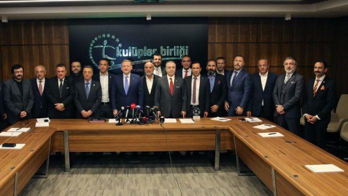 Kulüpler Birliği Toplantısı Telekonferans Yöntemi ile Gerçekleştirilecek