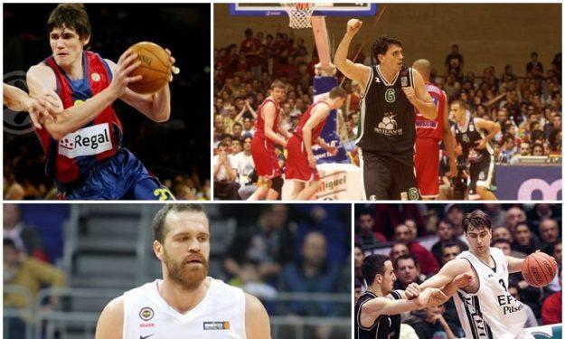 EuroLeague'de Forma Giyen en iyi Türk Oyuncular