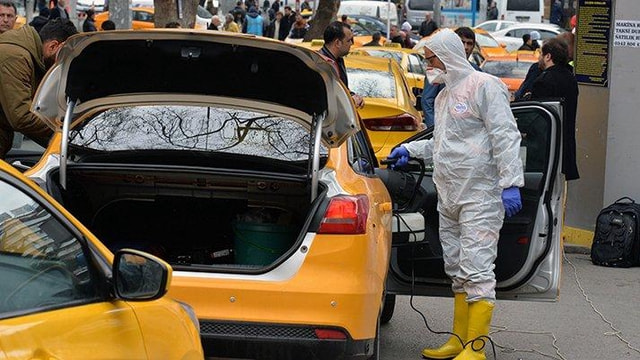 istanbul taksicilere Koronavirüs Önlemi: TEK-ÇİFT Plaka Dönemi Başlayabilir