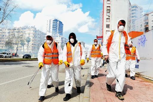 Uzmanlar: Sokakların Dezenfekte Edilmesi Faydalı Değil Zararlı