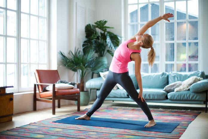 Evde Egzersiz Yaparken Dikkat Etmeniz Gerekenler