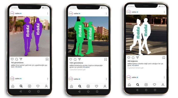 COLIN'S Sosyal Medyadaki Sokak Kombinlerini Yok Ediyor