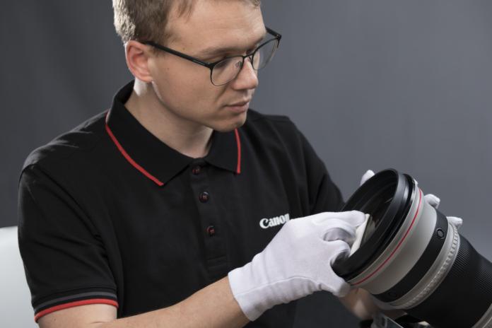 Canon fotoğraf makinesi, lensler ve video ekipmanlarının temizliğine ve dezenfekte edilmesine dair tavsiyeler;