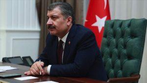 Sağlık Bakanı Koca, İstanbul İçin Koronavirüs Toplantısı Yaptı