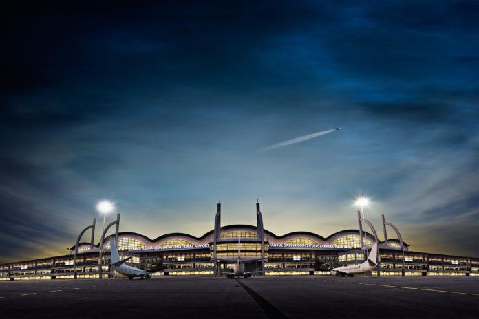 İstanbul Sabiha Gocen Uluslararası Havalimanı