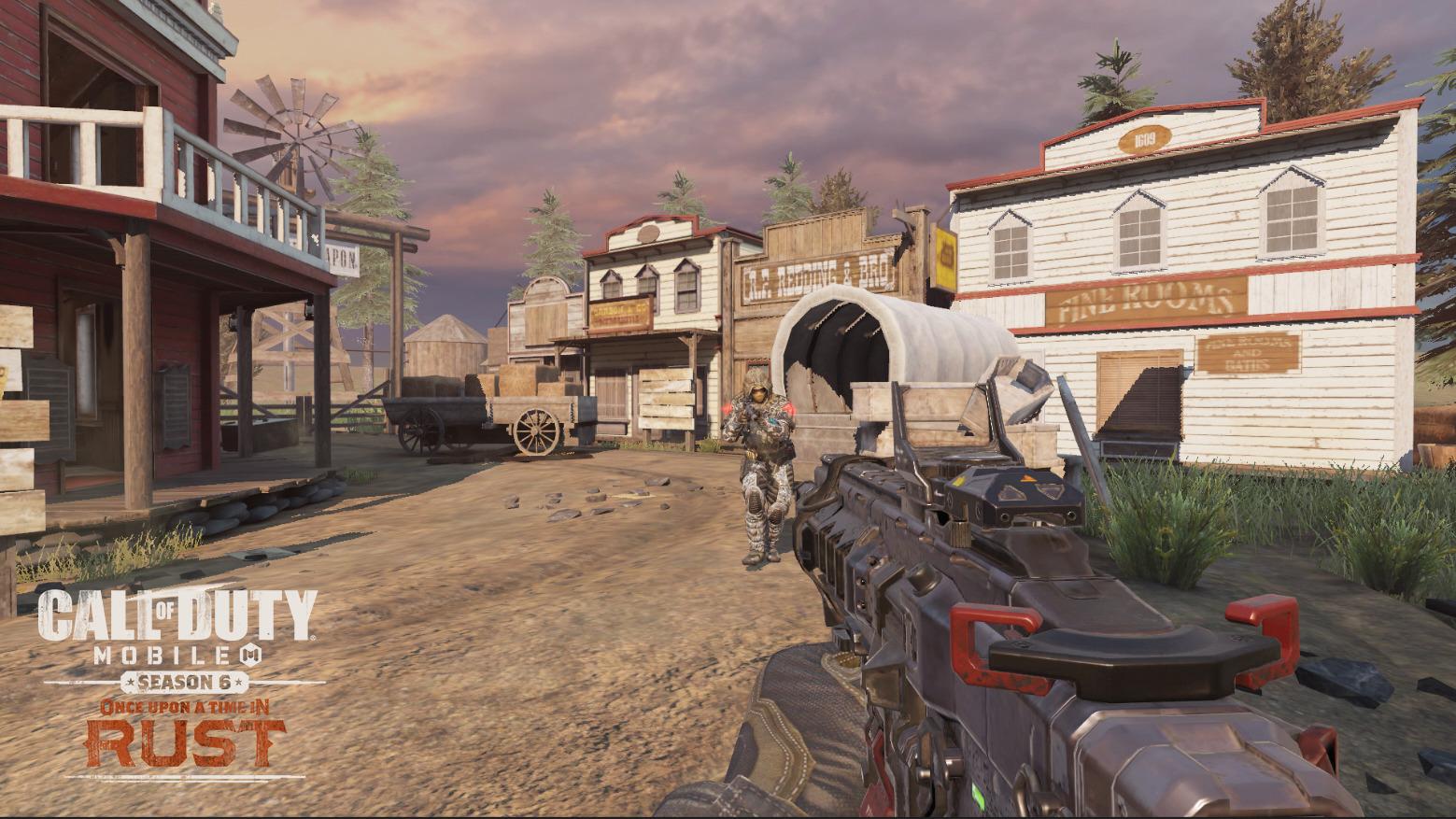 Call of Duty: Mobile'ın yeni sezonu Vahşi Batı temasıyla başlıyor