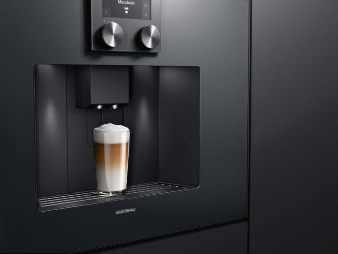 Gaggenau'nun Tam Otomatik Espresso Makineleri İle Evde Profesyonel Kahve Keyfi