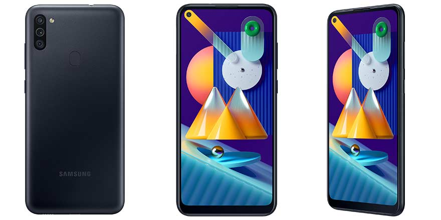 Samsung Galaxy M11 Türkiye'de Satışa Sunuldu!