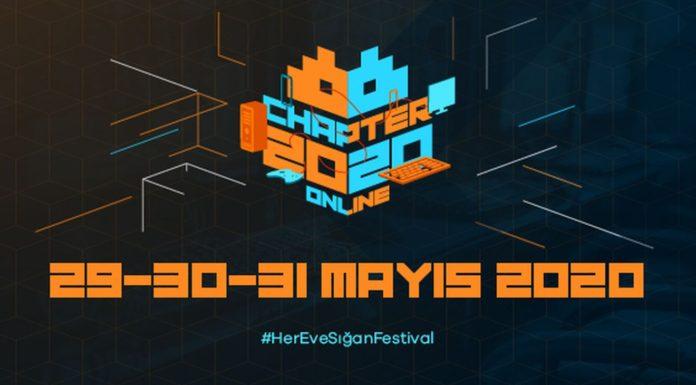 Turkiye'nin Oyun ve Genclik Festivali Chapter, Evinize Geliyor!