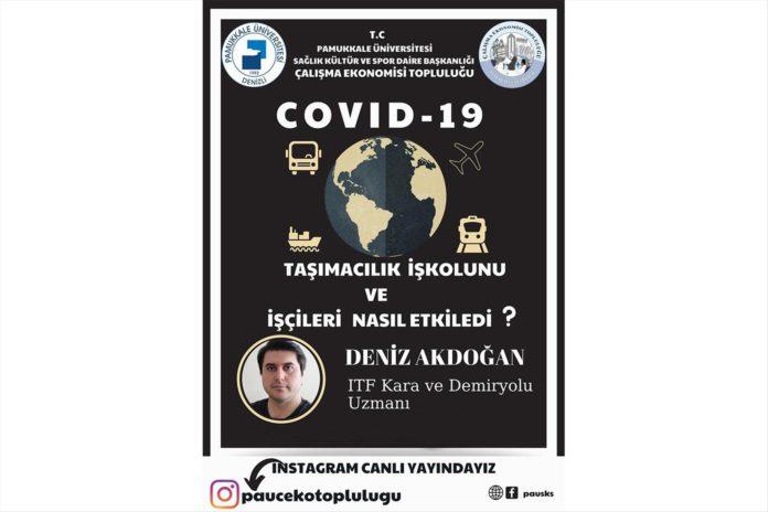 ITF Türkiye Temsilcisi, CEKO Topluluguna Konuk Oldu