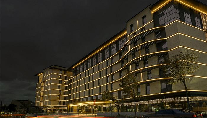 JW Marriott Istanbul Bosphorus'