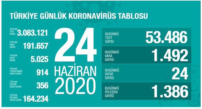 covid_19 turkiye tablosu24