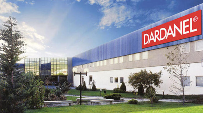 Dardanel'de Korona cikti