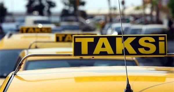 İstanbul'da taksicilere puan sistemi geliyor ′soforler arasinda rekabet baslayacak′d