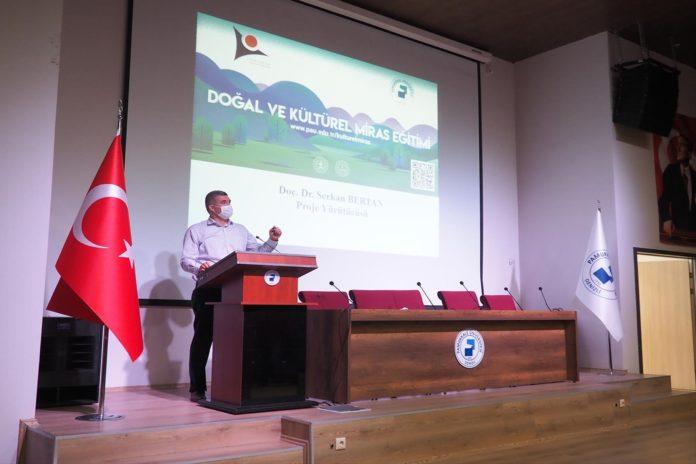 PAU 'de Dogal ve Kulturel Miras Egitimi Gerceklestirildi1