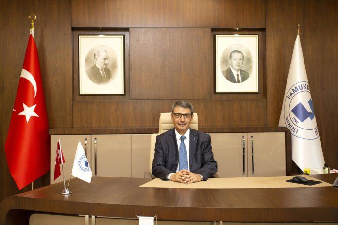 Rektor Kutluhan dan 30 Agustos Zafer Bayrami Mesaji