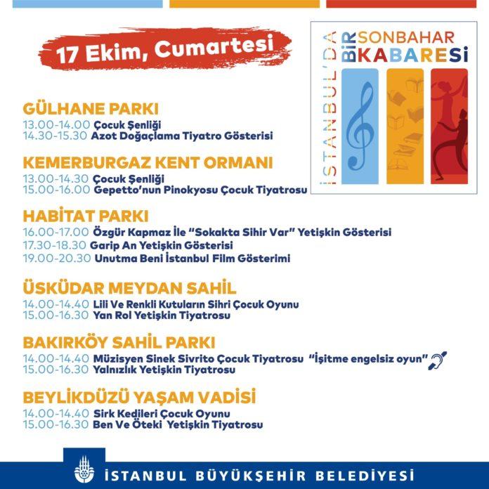 İstanbullular Tiyatro İle Bulusmaya Devam Ediyor