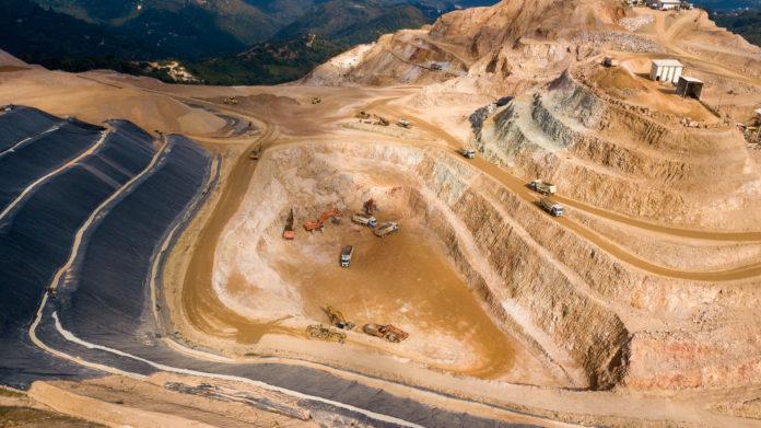 Maden Yasasinda Endise Veren Degisiklik Teklifi