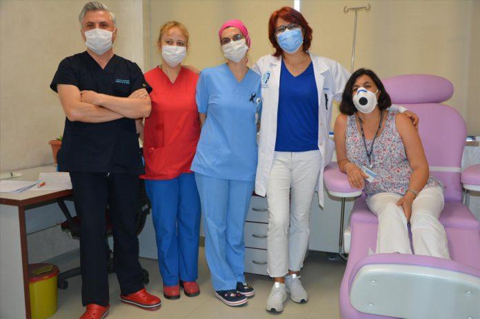 Pau Hastanesinde Ozon Tedavisi Basladi